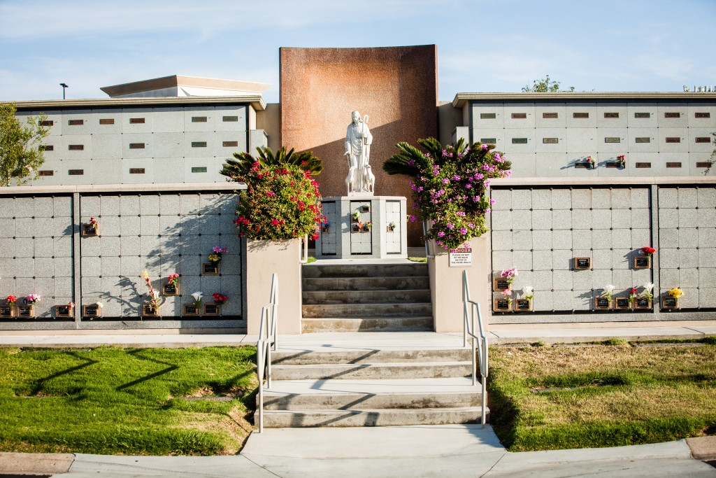 Good Shepherd Cemetery: The Columbarium